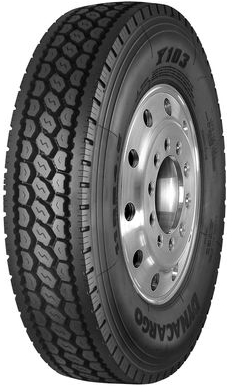 Y103: Closed Shoulder Drive Tires